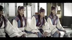 The pretty and fierce guardians of Silla in first teaser for Hwarang Kim Jong Min, You're All Surrounded, Go Ara, Hwang Jung Eum, Korean Entertainment News, Park Hyung Sik, Drama Series, Korean Drama, Teaser