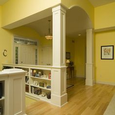 Half Wall Design, Pictures, Remodel, Decor and Ideas - page 6