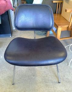 Same classic Eames chair revisited (after).