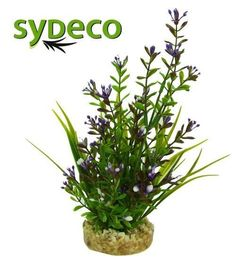 SYDECO Nature Collection Aqua Flora Aquarium Flowering Plant Purple