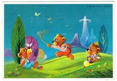 Voor Het Kind postcard - Frans Van Lamsweerde