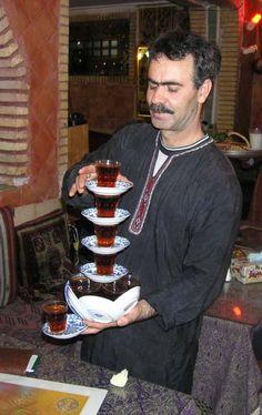 The Tea Man ... Teheran