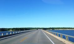 I drive across this Mile Long Bridge everyday going to work. Located in Polk City, IA, it stretches across Saylorville Lake. One of the biggest lakes in Iowa. The best time to take this drive is during Sunrise or Sunset. That's when you get some of the best views of the Lake.