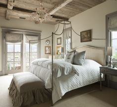 <p>These bedrooms score high marksfor their fabulous country French aestheticand supremely relaxing auras</p>