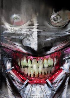 Der Joker, Joker Art, Joker Dc Comics, Dc Comics Art, Joker Comic, Im Batman, Batman Art, Gotham Batman, Batman Robin