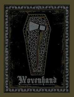 Wovenhand Design: El Jefe Design