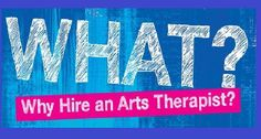 WHY HIRE ARTS THERAPISTS? (WHAT?) | British Association of Art Therapists | Pulse | LinkedIn