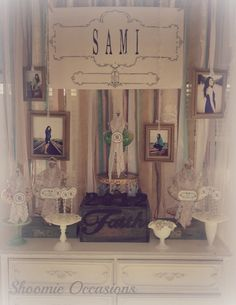 "Photo 1 of 11: Vintage/ Shabby Chic / Graduation/End of School ""Vintage Graduation Party"" 