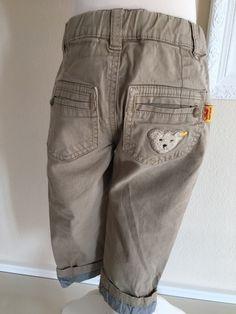 Mein Steiff Jungen Hose Gr.18 Monate / 86 cm von Steiff! Größe 86 für 20,00 €. Schau´s dir an: http://www.mamikreisel.de/kleidung-fur-jungs/hosen-hosen/35345465-steiff-jungen-hose-gr18-monate-86-cm.