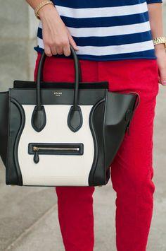 Celine! Love the bag