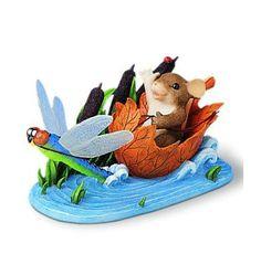 Enjoy Life's Voyage Charming Tails Artist Dean Griff