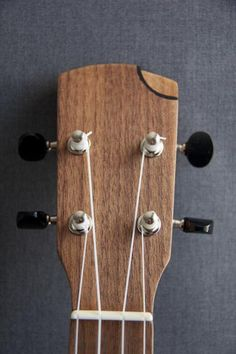 MY BABY! The Eclipse tenor uke, handmade by Mark Rogers and Joel Jaques of Bytown Ukuleles.