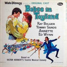 BEST SCORING-MUSICAL-NOMINEE: Babes In Toyland