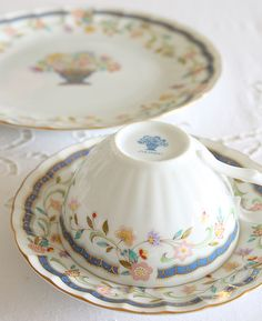 cup&saucer | everything in my cupboard came from fleamarkets… | Flickr
