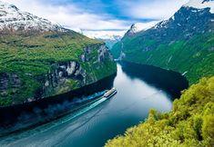 Nórske fjordy sú umeleckými dielami prírody | Blog Invia.sk