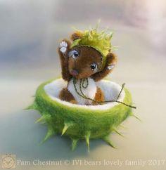Pam Chestnut By Iveta Rakova - Bear Pile