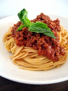 I need to make homemade meat sauce