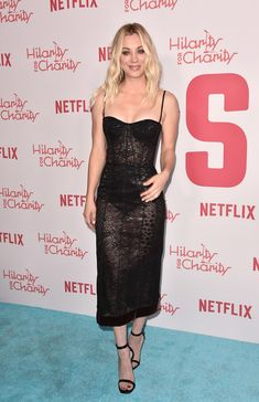 Kaley Cuoco Photos - Kaley Cuoco attends the Annual Hilarity For Charity at The Hollywood Palladium on March 2018 in Los Angeles, California. - Annual Hilarity For Charity - Arrivals Celebrity Gallery, Celebrity Photos, Celebrity Style, Celebrity Babies, Kaley Cucco, Hollywood Celebrities, Red Carpet Fashion, Beautiful Celebrities, Victoria Justice