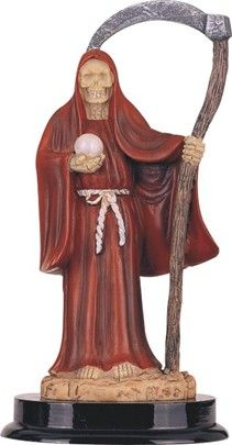 "XTI30558R 5"" Santa Muerte"
