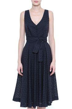Vestido Midi Lese Sorrento Dress Outfits, Casual Dresses, Casual Outfits, Fashion Dresses, Girls Dresses, Summer Dresses, Dress Skirt, Lace Dress, Curvy Fashion