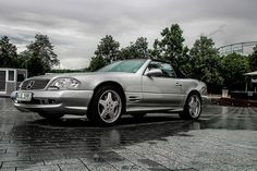 Mercedes-Benz SL500 R129 | por Alaa Benz