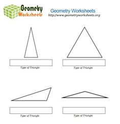 types of triangles - 679×703