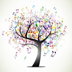 Vector Background With Music Notes Art Print Home Decor Wall Art Source by Related posts: Music notes set of music design elements or icons vector image on Free Music Notes Music Drawings, Music Artwork, Music Backgrounds, Abstract Backgrounds, Musik Clipart, Music Notes Art, Music Tree, Tree Wall Art, Music Tattoos