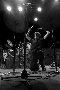 """more-relics: """"Roger Waters - 1970 - Ile-de-France / Paris - Pink Floyd, Philippe Gras """""""