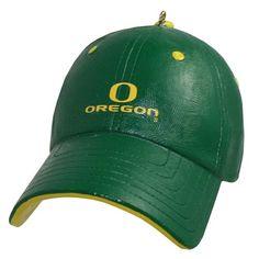 Oregon Ducks Cap Ornament $12.99