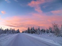 Winter Day in Enontekio, Lapland