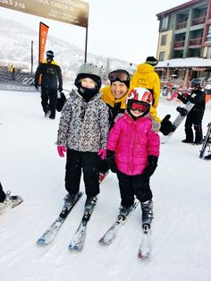 Kids Ski Adventure–Learn to Ski Month  AdventureMomTV is excited to welcome Kristin Sokol, our first Corespondent mom, reporting on an incredibly fun limited time opportunity for local Utahns.  Welcome Kristin–Tell us your adventurous news!