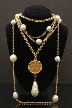 Vintage hong jewelry kong pearl