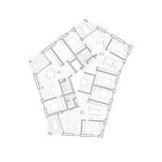 Project: Wettbewerb Ersatzneubau Neue Baugenossenschaft - Herzog Architekten AG