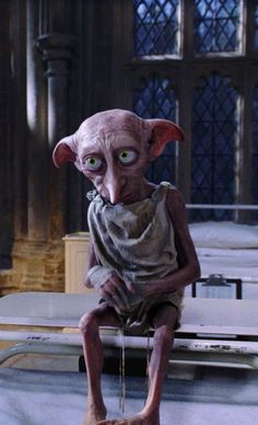 A confrontation between young boy Harry Potter and evil magician Voldemort is at the core of this fictional universe. Dobby Harry Potter, Harry Potter Images, Harry Potter Houses, Harry Potter Facts, Harry Potter Diy, Harry Potter Universal, Harry Potter Fandom, Harry Potter Characters, Harry Potter World
