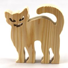 Halloween Patterns, Halloween Items, Halloween Cat, Florida Usa, Scroll Saw, Wood Toys, Suit, Handmade, Etsy