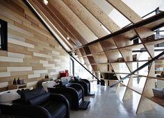 Salon de Coiffure – Slundre / BHIS   AA13 – blog – Inspiration – Design – Architecture – Photographie – Art