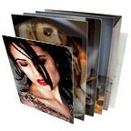 MetalPrints™ represent a new art medium for preserving photos by infusing dyes directly into specially coated aluminum sheets. Because the image is infused into the surface and not on it, your images will take on an almost magical luminescence.