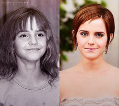 Hermione Granger all grown up!