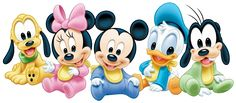 Disney Babies Group 2