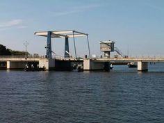 De brug van koudum is niet meer! !.