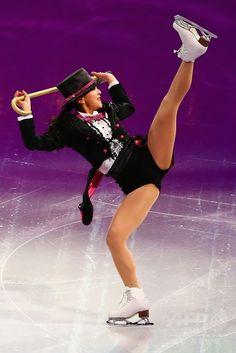 トップスケーターがシーズン最後の舞、世界フィギュア 国際ニュース:AFPBB News