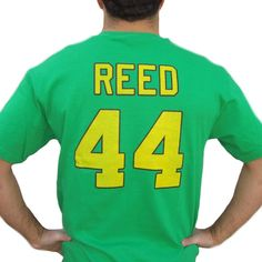 Ducks Fulton Reed 44 Jersey T-shirt