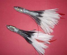 Plumas Artesanales Pesca - Plumas para pesca