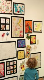 Fun at Home with Kids: Designing Playspaces: Our Art Room