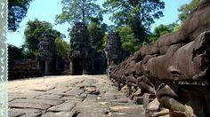 Preah Kahn Temple #Angkor #SiemReap #Cambodia #Asia