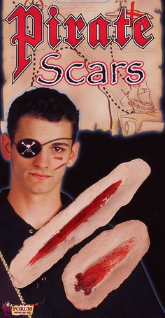 Pirate Scars
