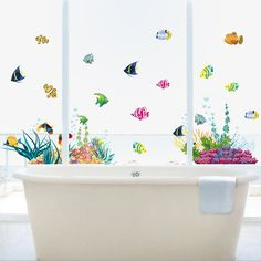 Product Description: Removable Wall Sticker Material :PVC EffectSize :16.5*51.2Inch / 42*130CM Note: Easy to apply, remove, reposition, and reuse without lea