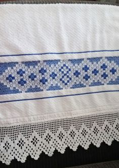 Chicken Scratch Embroidery, Hand Stitching, Gingham, Cross Stitch, Lily, Quilts, Blanket, Crochet, Fabric