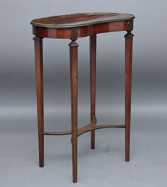 Occasional Table (c.1910) http://www.loveantiques.com/occasional-table-(c1910)-2930