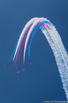The Red Arrows (RAF)